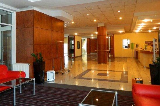 Astor Sporthotel: hotel wewnątrz
