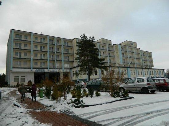 Astor Sporthotel: hotel