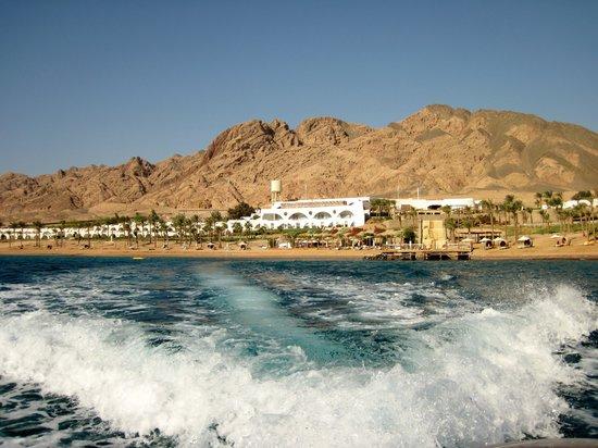 Le Meridien Dahab Resort: le meridien aus der Ferne