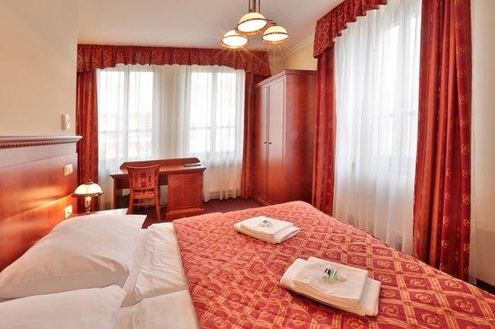 Arkada Hotel Praha: Double room