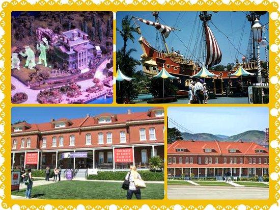 San Francisco Shuttle Tours: Walt Disney Family Museum