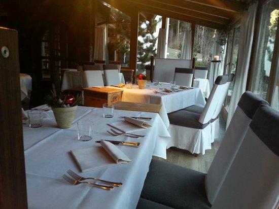 Hotel Bad Schoergau: la sala
