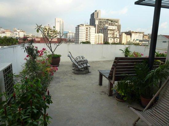 Udee Bangkok Hostel: Roof Top