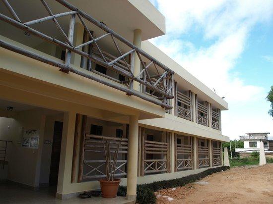 Kilwa Pakaya Hotel: hotel bulding