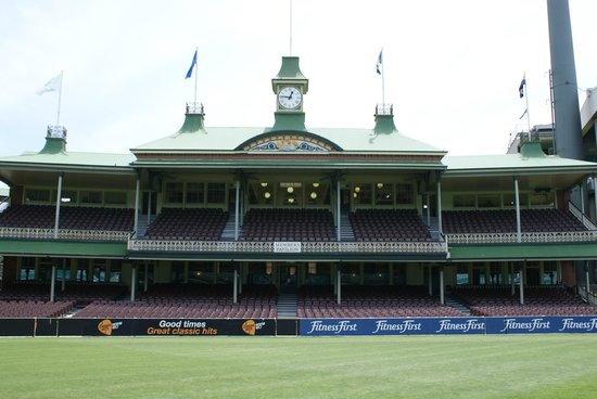 Sydney Cricket Ground: The Main Stand