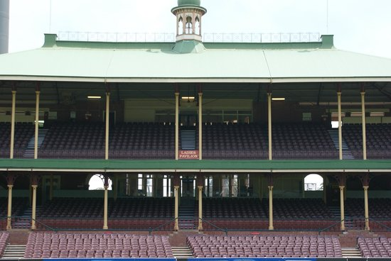 Sydney Cricket Ground: History