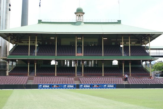 Sydney Cricket Ground: Ladies welcome
