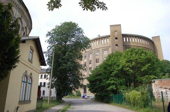Panometer Dresden : здание Панометра