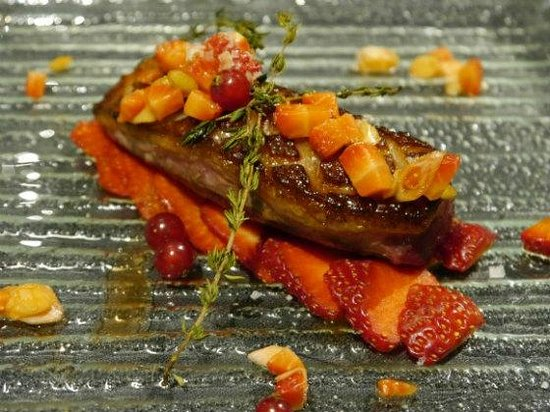 Barceló Sevilla Renacimiento: Restaurant