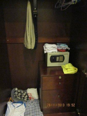 Cordia Residence Saladaeng: The Cupboard