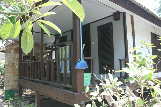 Gili Smile Bungalow: another bungalow