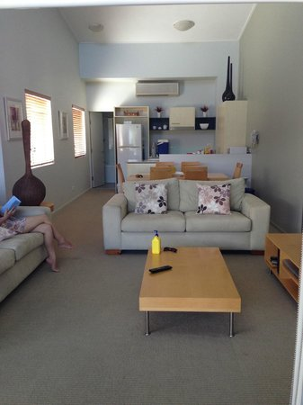 Verano Resort: Such a cute and tidy apartment