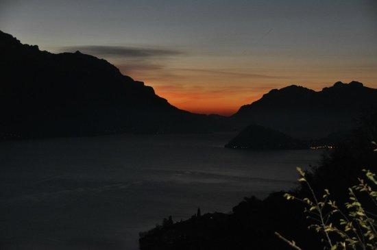 Le Eriche: l' alba