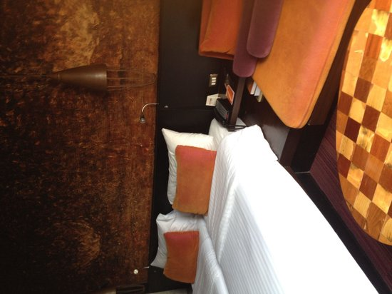 Siam@Siam Design Hotel Bangkok: Bedroom