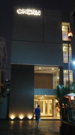 Chern Hostel : fachada