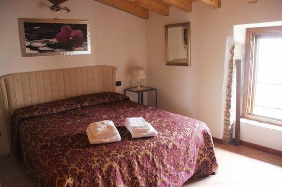 Il Castello B&B : Our room