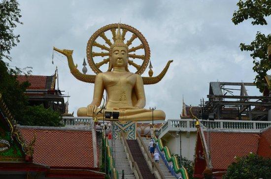 Big Buddha Temple (Wat Phra Yai) : Big Buddha Temple