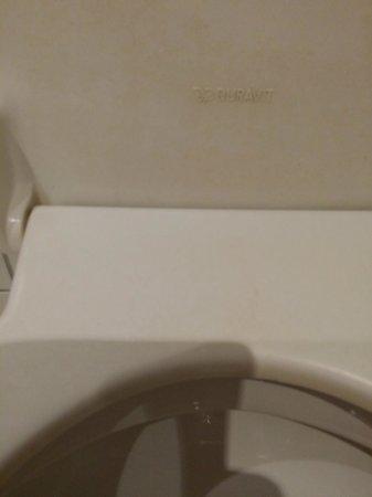 art'otel berlin mitte: Toilette