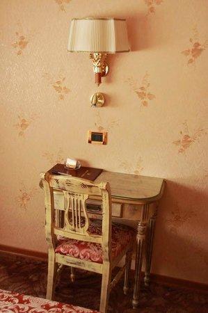 Hotel Venezia: In the room