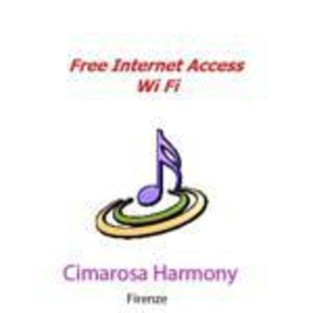 Cimarosa Harmony : wi fi gratuito
