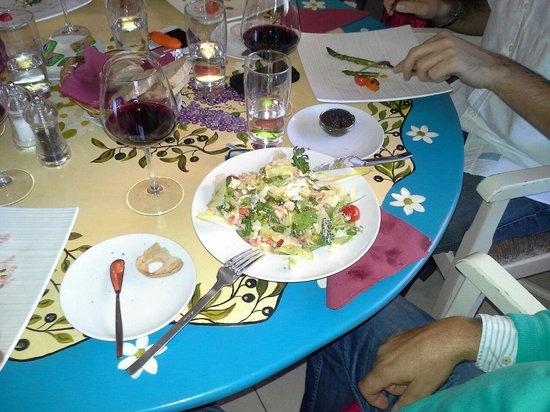 Restaurante Aquarelle : Que delicia!!!!!