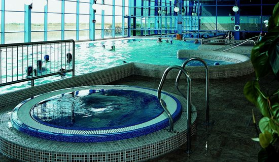 Quality Hotel & Leisure Center Youghal : Club Vitae spa and pool