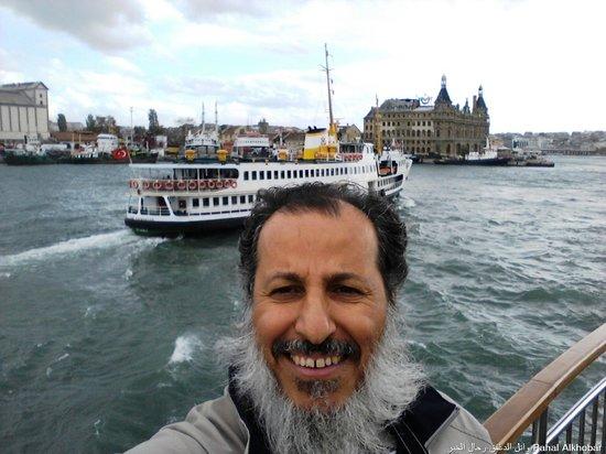 Istanbul Stopover Tours - Day Tours: صور من مضيق البسفور من على بواخر التنقل السريع