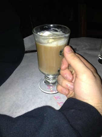 S & P Oyster Co: Irish Coffee