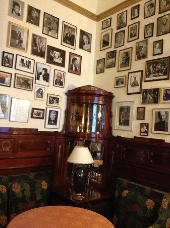 Askanischer Hof: Breakfast room