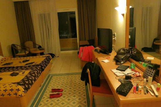 Nour Palace Resort : Hotel room