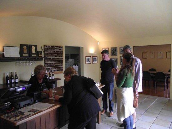 Auckland Fine Wine & Food Tours: $70 Chardonnay at Kumeu River Winery