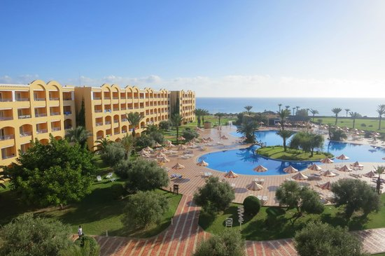 Nour Palace Resort : Room view