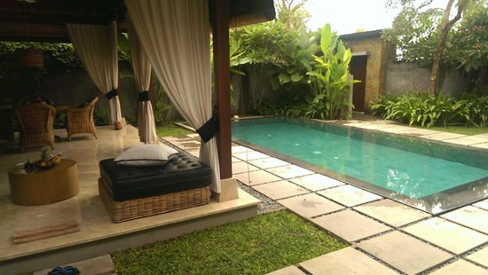 The One Boutique Villa: pool