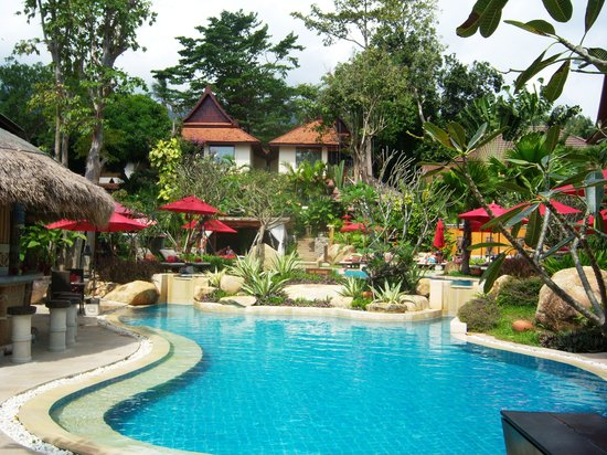 Rocky's Boutique Resort : Pool