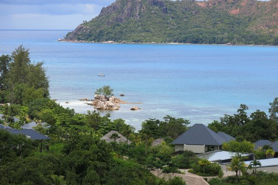 Raffles Seychelles: View from the room