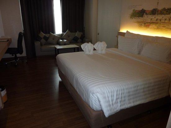 Parinda Hotel: Great Rooms