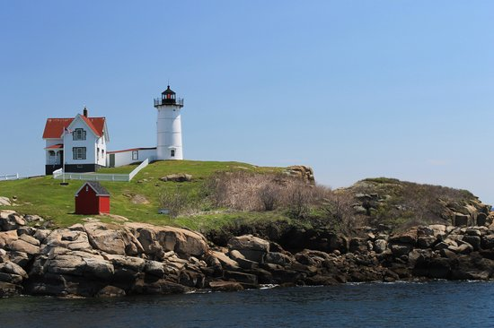 Haven By The Sea: Nubble Light