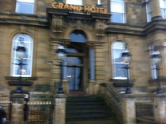 Grand Hotel: Main Hotel