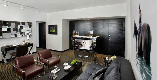 Alexander Tel-Aviv Hotel: Executive 2 Bedroom Suite