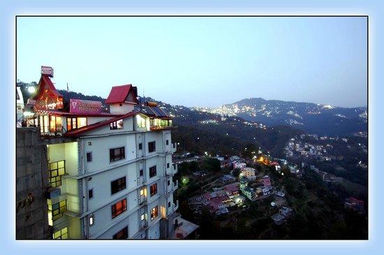 Aachman Regency : Hotel veiw