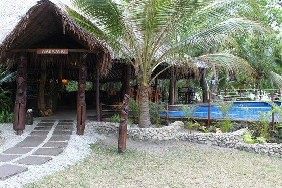 Paradise Cove Resort: Main dining area