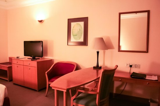 Melia Kuala Lumpur : our room at the 7th floor