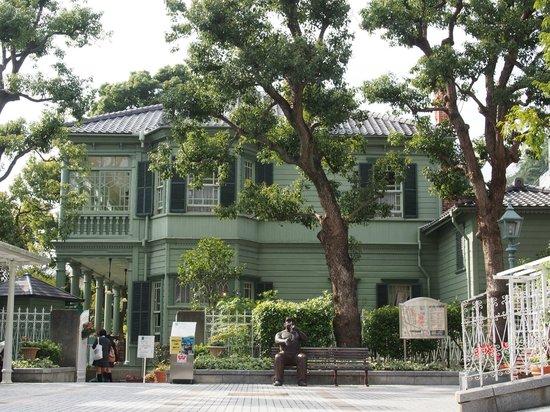 Kobe Kitano Museum (Ijinkan-gai): 北野異人館街