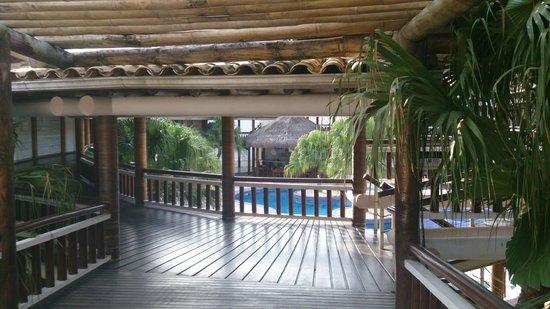 Perola Buzios Hotel: Segundo andar