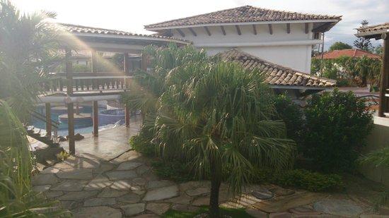 Perola Buzios Hotel : área lazer