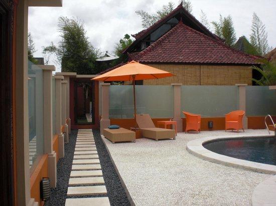 Bali Alizee Villas: Exterieur