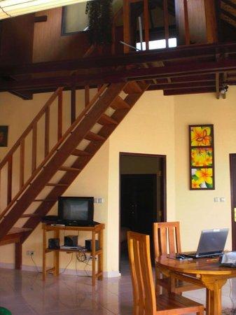 Bali Alizee Villas: Escalier