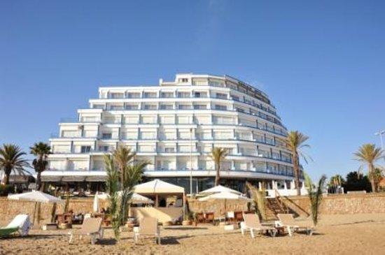 Hotel Terramar: fachada hotel