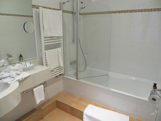Hotel Alster-Hof: Alster Hof bathroom