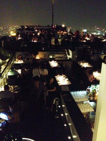 Vertigo restaurant